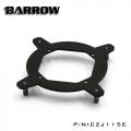 Фото Крепление для водоболока Barrow Energy series INTEL CPU Block Bracket Black (CZJ115E)