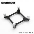 Фото Крепление для водоболока Barrow Simple series X99 CPU Block Bracket Black-Silver (CZJX99S)