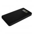 Фото Универсальная мобильная батарея Smartfortec 12000 mAh LCD-экран (PBK-12000 black)