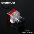 Фото Помпа для системы водяного охлаждения Barrow SPB17-MINI Red