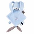 Фото Мягкая игрушка-квадратная Nattou кролик Бибу (321129)