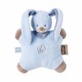 Фото Мягкая игрушка-подушка Nattou кролик Бибу (321082)