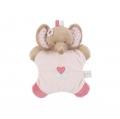 Фото Мягкая игрушка-подушка Nattou слоник Рози (655088)