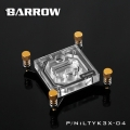 Фото Водоблок для процессора Barrow Intel X99 Gold (LTYK3X-04)
