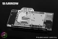 Фото Водоблок для видеокарты Barrow для MSI GTX 1080/1070/1060 Gaming X (BS-MSG1080-PA)
