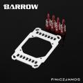 Фото Крепление для водоблока Barrow AMD Ryzen AM4 White-Red (CZJAMDS)