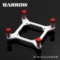 Фото Крепление для водоболока Barrow Simple series X99 CPU Block Bracket White-Red (CZJX99S)