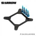 Фото Крепление для водоболока Barrow Simple series X99 CPU Block Bracket Black-Blue (CZJX99S)