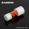 Фото Резервуар Barrow T Virus White-Orange (PD5YKT180)