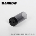 Фото Barrow Water Tank for DDC Pump Cover 90 mm Black (TKDDCG50-OBS-90)