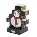 Фото Конструктор Light Stax Junior с LED подсветкой Puzzle Christmas Edition M03003 (LS-M03003)