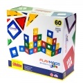 Фото Конструктор PlayMags магнитный набор 60 эл. (PM169)