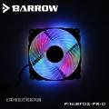 Фото Корпусные RGB вентилятор Barrow Black (BF02-PR)