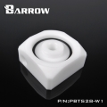 Фото Barrow POM DDC Pump Top Cover White (PBTS28-W1)