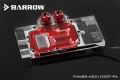 Фото Водоблок Barrow для видеокарты Asus Dual GTX 1050Ti/1050 (BS-ASD1050T-PA)