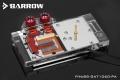 Фото Водоблок Barrow для видеокарты Gainward Galaxy GTX1060 (BS-GAT1060-PA)