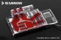 Фото Водоблок Barrow для видеокарты Galaxy GTX1080Ti HOF (BS-GAH1080T-PA)