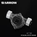 Фото Датчик потока с подсветкой Barrow SLCCP-RGB Silver