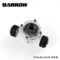 Фото Датчик потока с подсветкой Barrow SLCCP-RGB Black