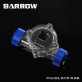 Фото Датчик потока с подсветкой Barrow SLCCP-RGB Blue