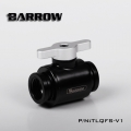 Фото Кран Barrow Mini Valve G1/4 Black-Gray (TLQFS-V1)
