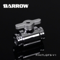 Фото Кран Barrow Mini Valve G1/4 Chrome-Gray (TLQFS-V1)