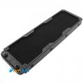 Фото Алюминиевый радиатор водяного охлаждения 360х120мм