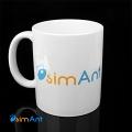 Фото Фирменная чашка simAnt (Симант)