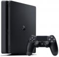 Фото Игровая консоль SONY PlayStation 4 Slim 1 Tb Black (9907367)