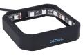 Фото Подсветка для водоблока процессора Alphacool Aurora XPX RGB frame - black (12893)