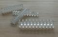 Фото Гребешок кабелей 20-pin (питание материнской платы) прозрачный открытый