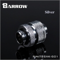 Фото Адаптер прямой Barrow G1/4 поворотный (TSSXK-S01) 16-22mm, хром