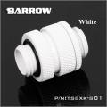 Фото Адаптер прямой Barrow G1/4 поворотный (TSSXK-S01) 16-22mm, белый