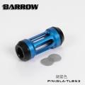 Фото Фильтр G1/4 Barrow  (GLA-TLB53), черно-синий