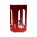Фото Резервуар стеклянный ICE 100mm (Red)