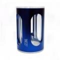 Фото Резервуар стеклянный ICE 100mm (Blue)