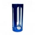Фото Резервуар стеклянный ICE 160mm (Blue)