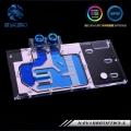 Фото Водоблок для видеокарты EVGA GTX1080Ti FTW3 BykSki (N-EV1080TIFTW3-X)