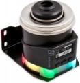 Фото Помпа Aqua Computer D5 NEXT with integrated fan and RGBpx LED controller