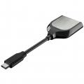 Фото Кардридер SanDisk USB-C SDHS/UHS-I/UHS-II(SDDR-409-G46)