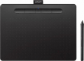 Фото Графический планшет Wacom Intuos M Bluetooth Black(CTL-6100WLK-N)