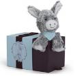 Фото Мягкая игрушка Kaloo Les Amis Осел серый 19 см в коробке K963121(K963121)