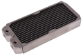 Фото Радиатор Alphacool NexXxoS XT45 Full Copper 280mm radiator - silver nickel двойной