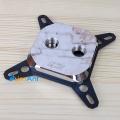 Фото Водоблок для процессора Intel ICE Хром