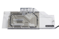 Фото Водоблок Alphacool для видеокарт Eisblock Aurora Plexi GPX-A AMD Radeon RX 5700/5700XT Reference