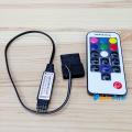 Фото Контроллер управления подсветкой RGB 4-pin с пультом