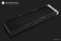 Фото Радиатор водяного охлаждения BARROWCH Chameleon Fish series черный 3х120
