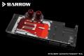 Фото Водоблок Barrow для видеокарт Radeon RX5700XT/RX5700