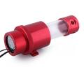 Фото Помпа Bykski D5 с резервуаром 120 мм красная