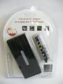 Фото Универсальный блок питания для ноутбуков 220V, 90W PowerPlant